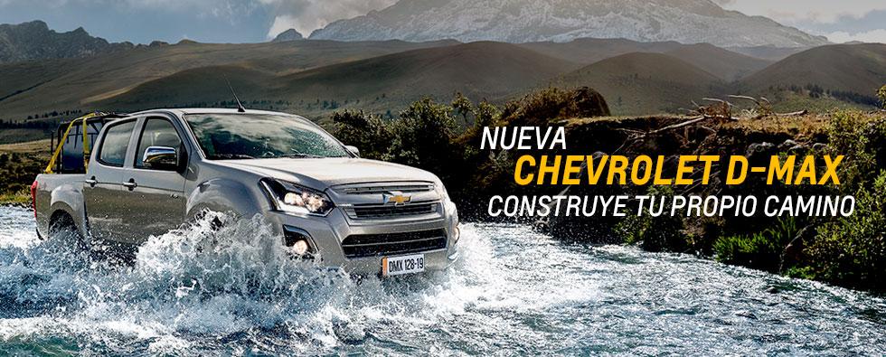 Nueva Chevrolet D-Max