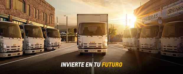 Invierte en tus sueños con Chevrolet