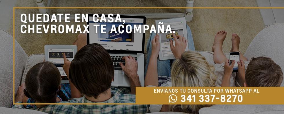 Contacto con Concesionario Oficial Chevrolet Chevromax