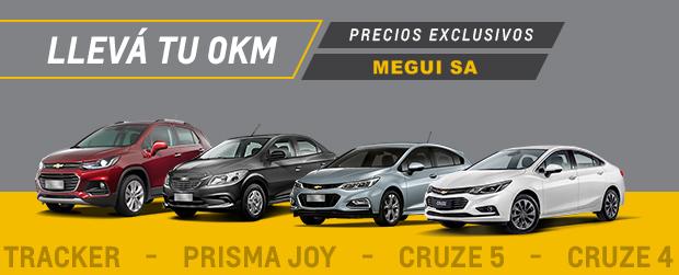Oportunidad exclusiva Chevrolet de Megui