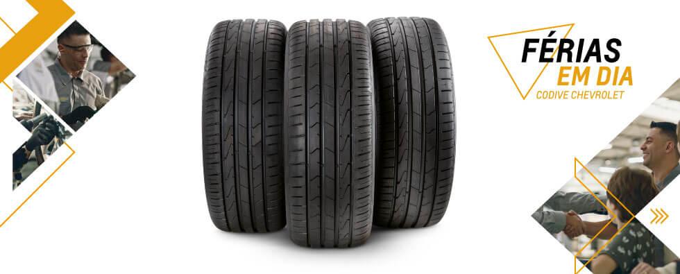 Compre pneus com qualidade e melhor preço na Codive