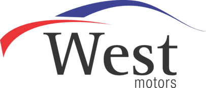 Logo concessionária Chevrolet West Motors