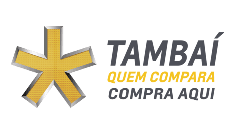 Logo concessionária Chevrolet Tambaí