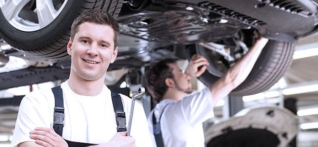 Serviços de manutenção e reparo para revisão de carros na concessionária Chevrolet BoaTerra