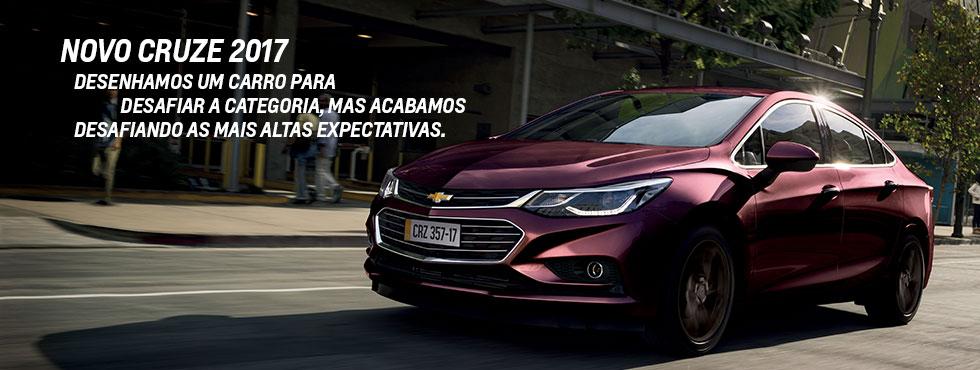 Comprar sedan Chevrolet Cruze 2017 motor turno na BoaTerra