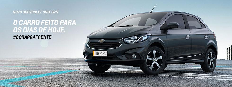 Comprar carro Chevrolet Onix 2017 BoaTerra