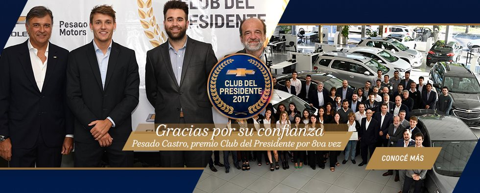Club del Presidente Pesado Castro Motors