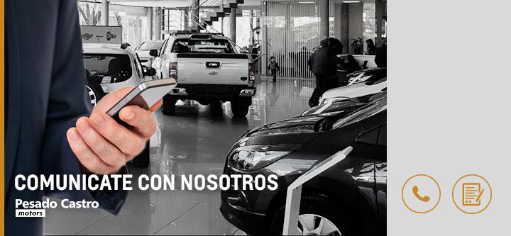 Contacto con Concesionario Oficial Chevrolet Pesado Castro Motors Rosario