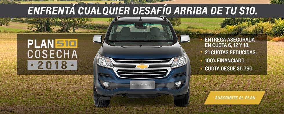 Chevrolet Plan Cosecha en Pesado Castro Motors