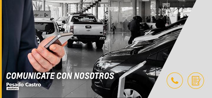 Chevrolet Pesado Castro Motors