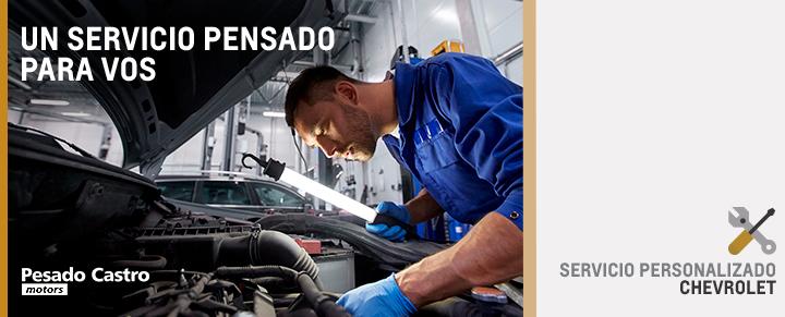 Servicio Postventa en Concesionario Oficial Chevrolet en Rosario