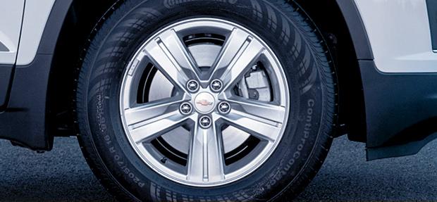 Comprar acessórios para carros na concessionária Chevrolet Velmax