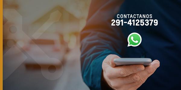 Nuevo WhatsApp en Repuestos