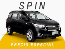 Oferta Exclusiva Chevrolet Spin en Lago