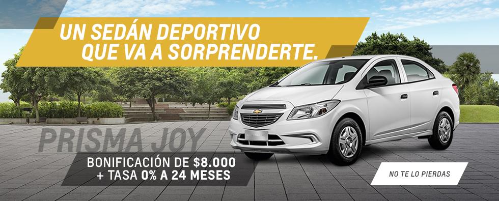 Oferta de Chevrolet Prisma Joy en Lago