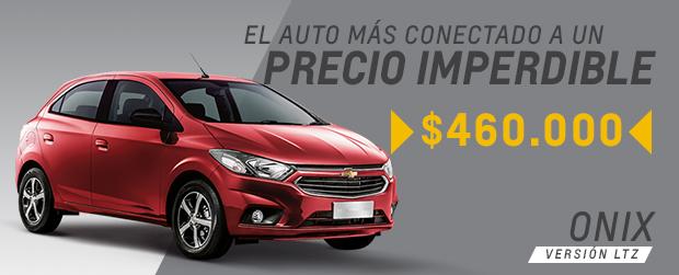 Oferta Exclusiva Chevrolet en Lago