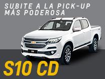 Oferta Exclusiva de Lago en Chevrolet S10