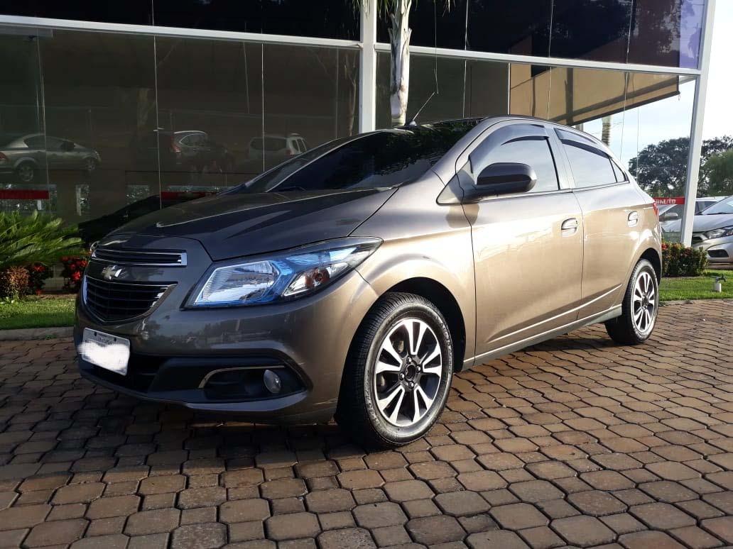 Chevrolet ONIX LTZ 1.4 2014