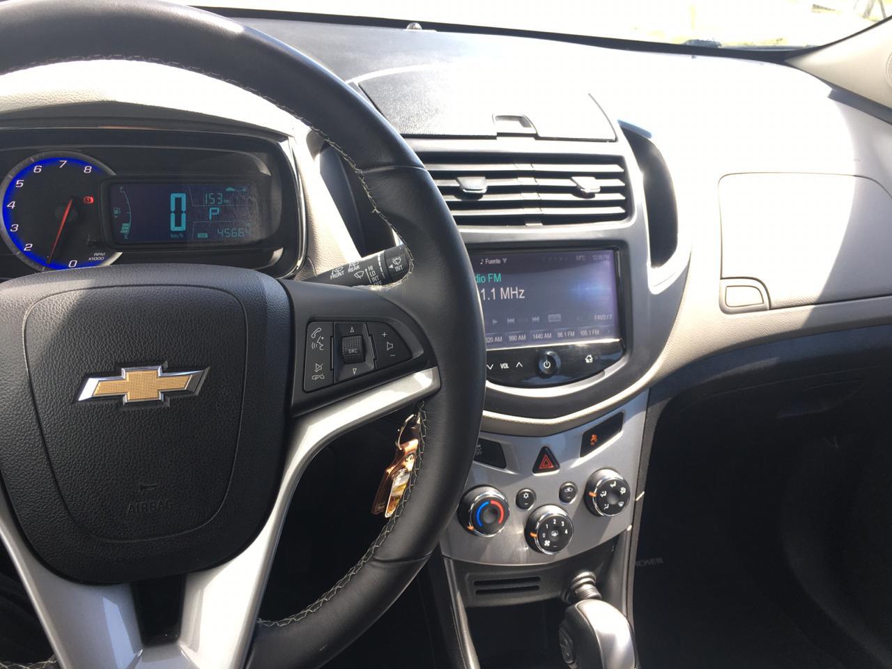 2016 Chevrolet TRACKER LTZ+ AT AWD LTZ 1.8N