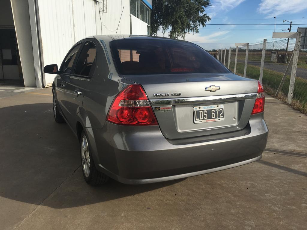 2012 Chevrolet AVEO G3 LT 1.6N LT 1.6L
