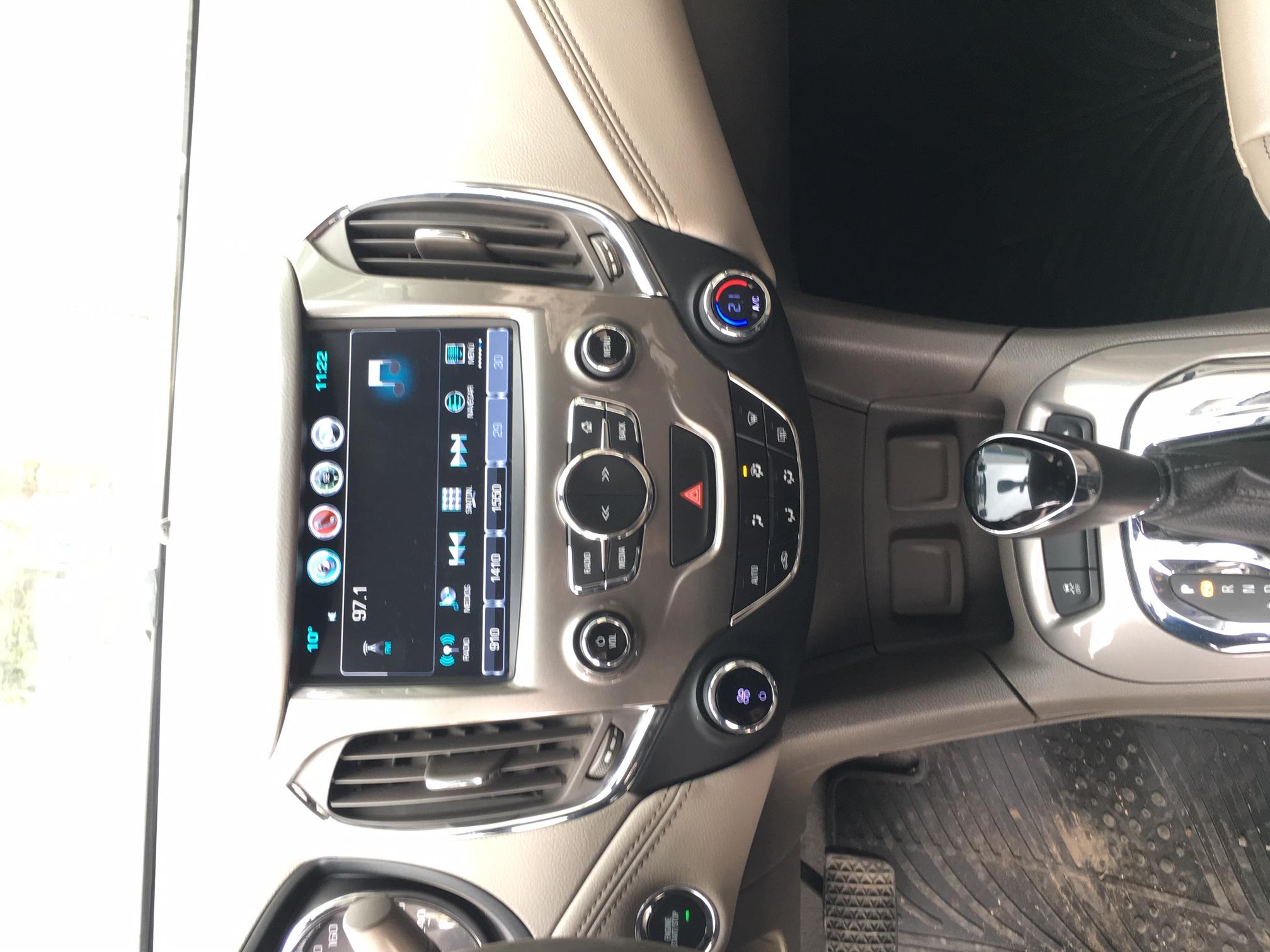 2016 Chevrolet CRUZE 1.4 TURBO LTZ A/T LTZ 1.4L TURBO