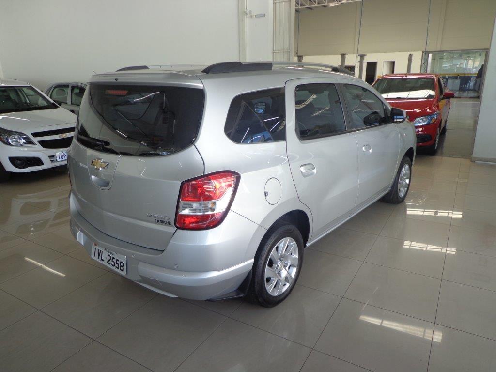 GM SPIN 1.8 LTZ 1.8 2014