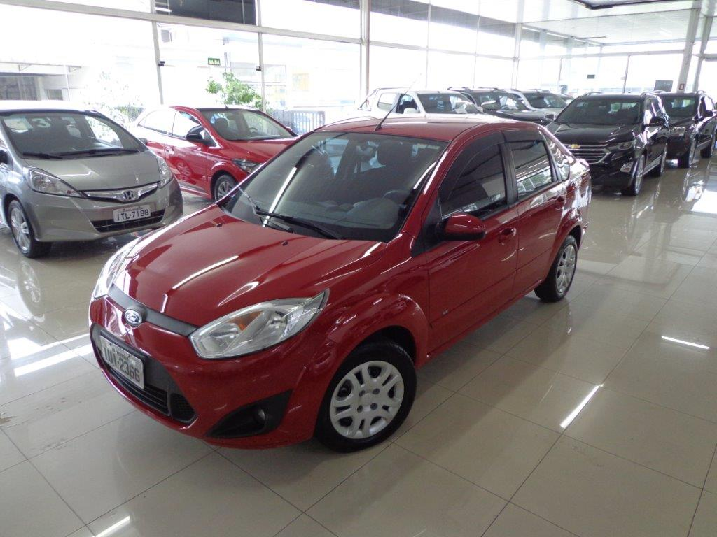 FORD FIESTA SEDAN 1.6 FLEX 1.6 2014