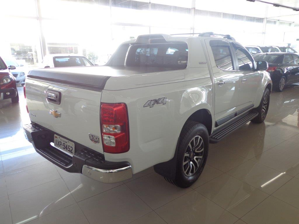 CHEVROLET S10 HIGH CONTRY 2.8 2017