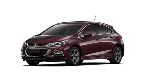 CHEVROLET CRUZE SPORT6 LT 1.4 TURBO 2018