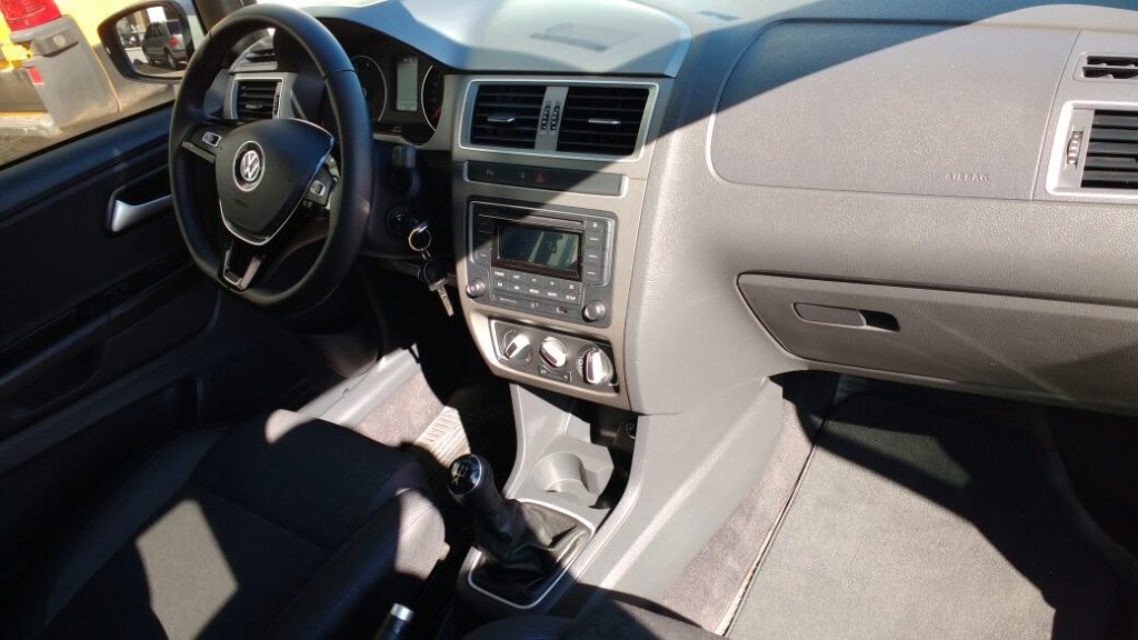 VW NOVO FOX CL MB 1.6 2016