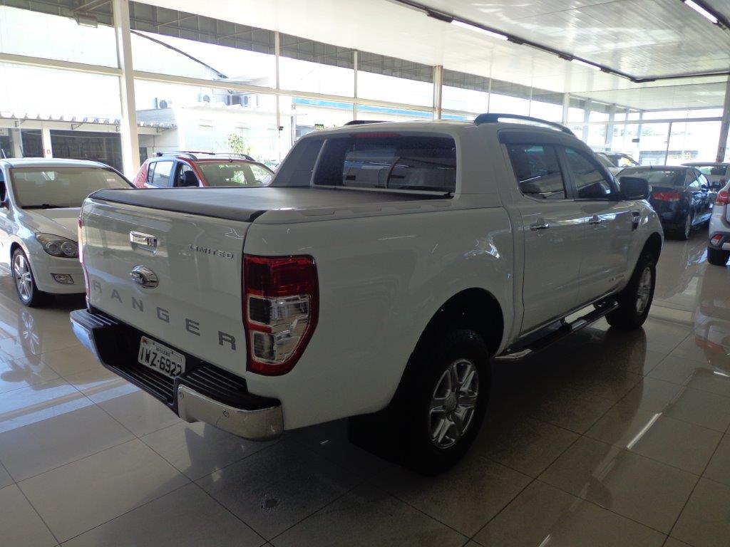 FORD RANGER LIMITED 2.5 2016