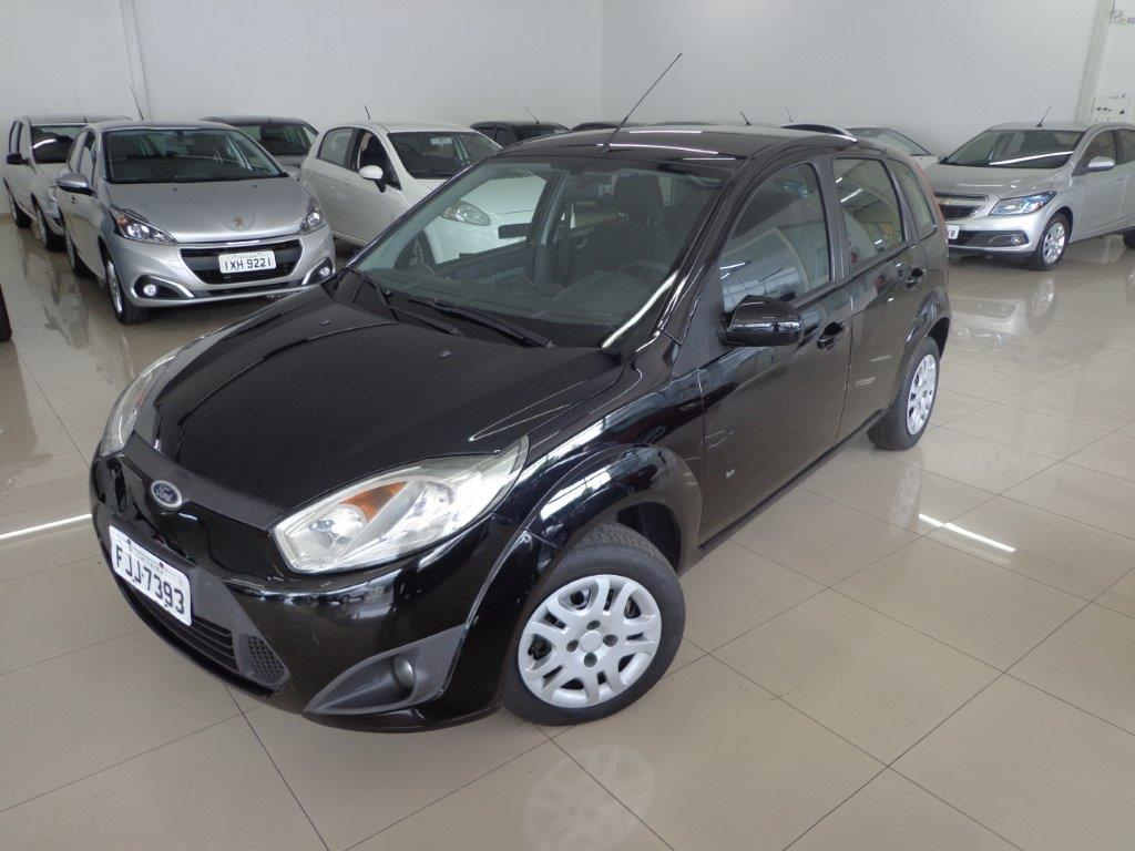 FORD FIESTA 1.6 FLEX 1.6 2014