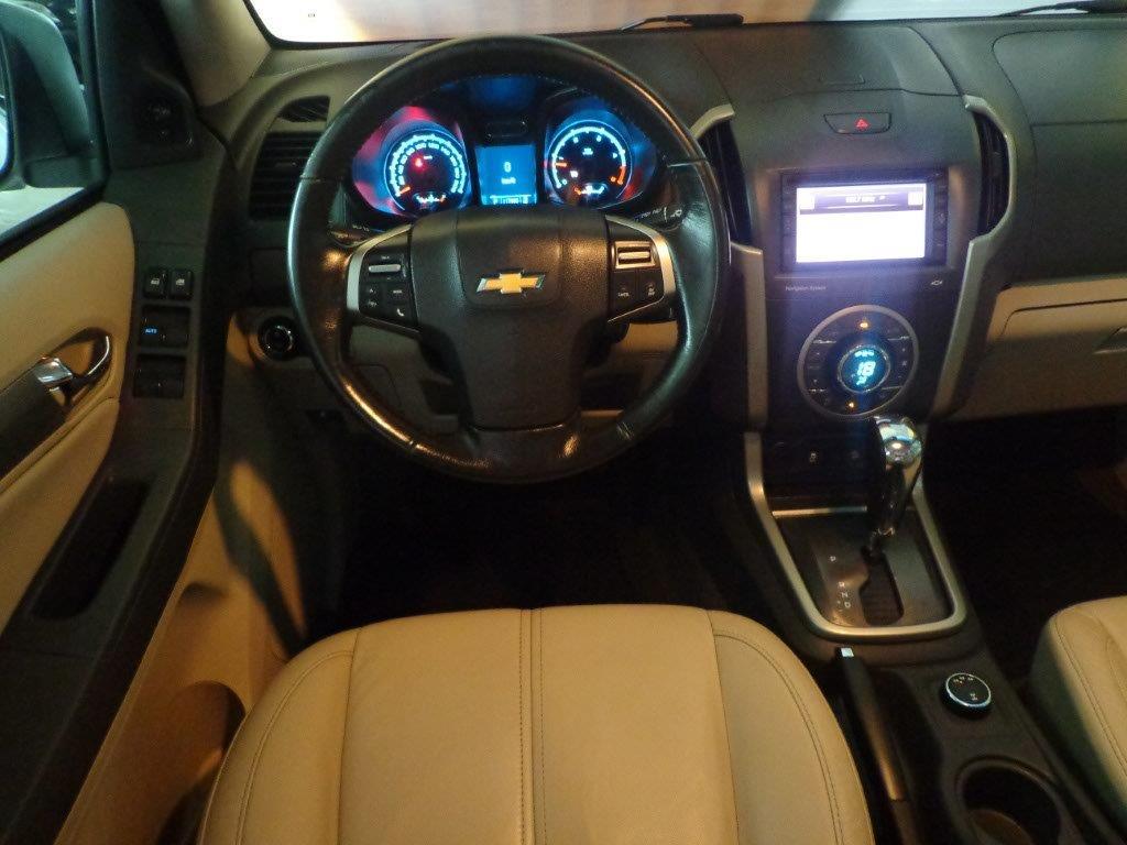 GM TRAILBLAZER LTZ 2.8 2013