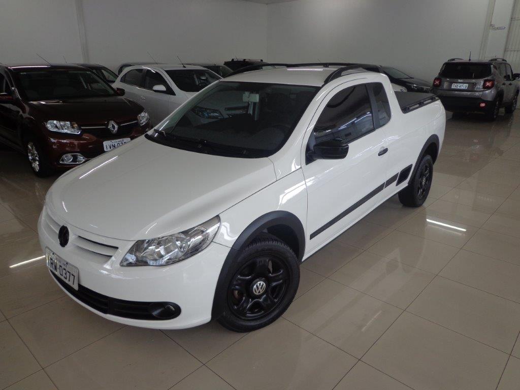 VW SAVEIRO 1.6 CE TROOP 1.6 2012