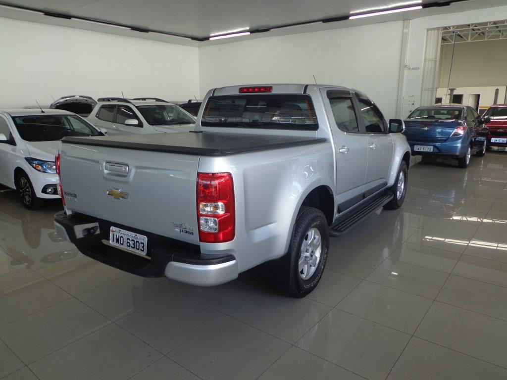 GM S10 LT FLEX 2.5 2015