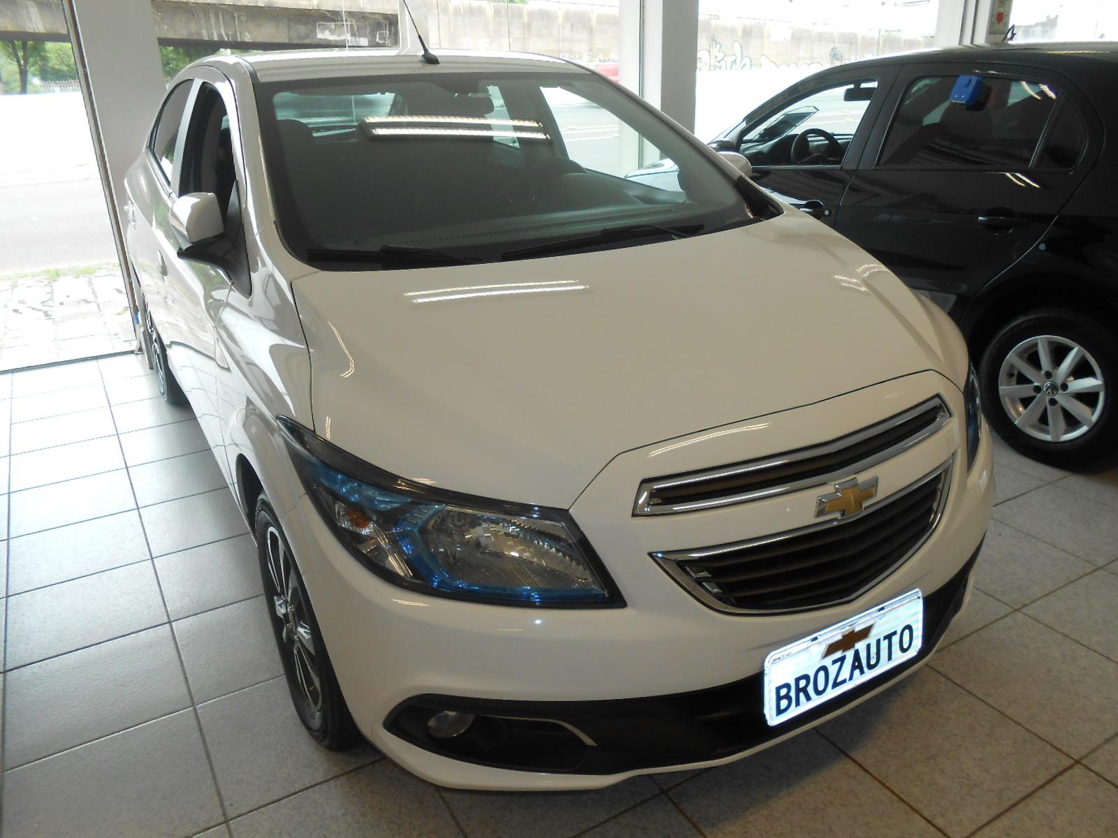 2013 GM ONIX LTZ 1.4L