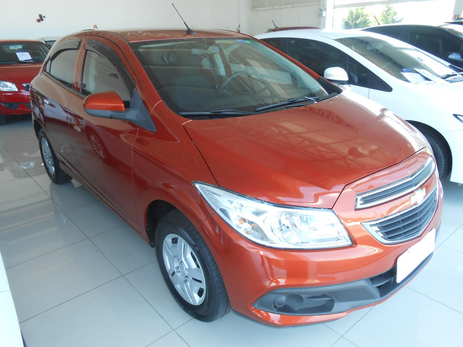 2013 GM ONIX LT 1.0L