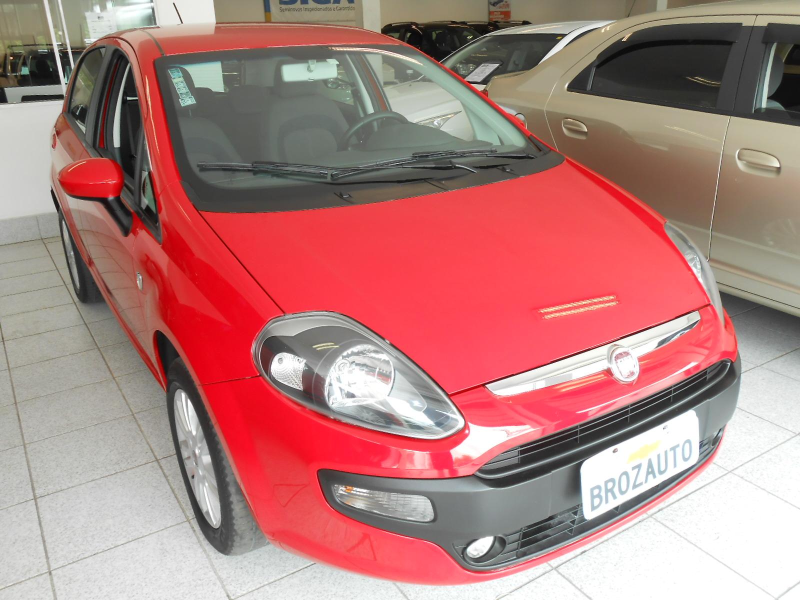 2013 FIAT PUNTO ATTRACTIVE ITALIA 1.4L