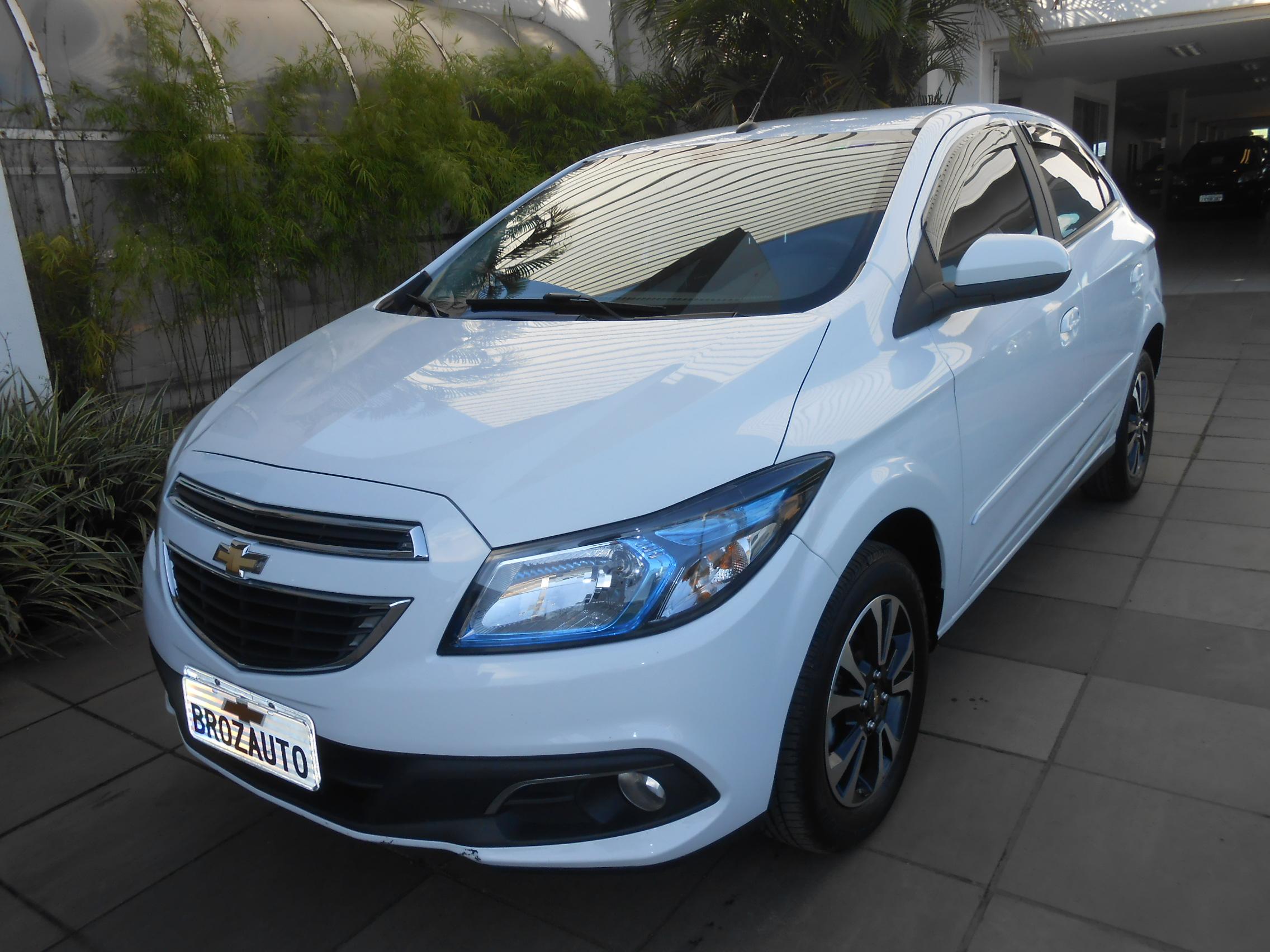 2015 GM ONIX LTZ 1.4L