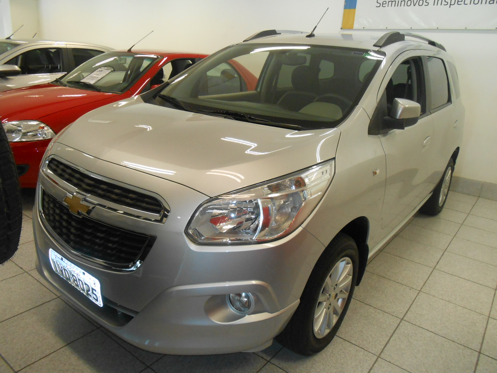 GM SPIN LT 1.8L 2014