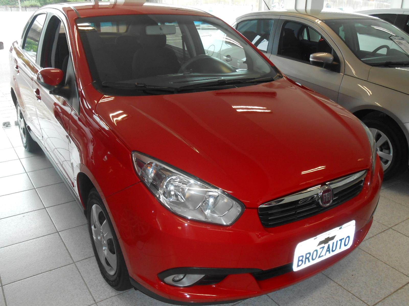 2013 FIAT SIENA ATTRAT 1.4L