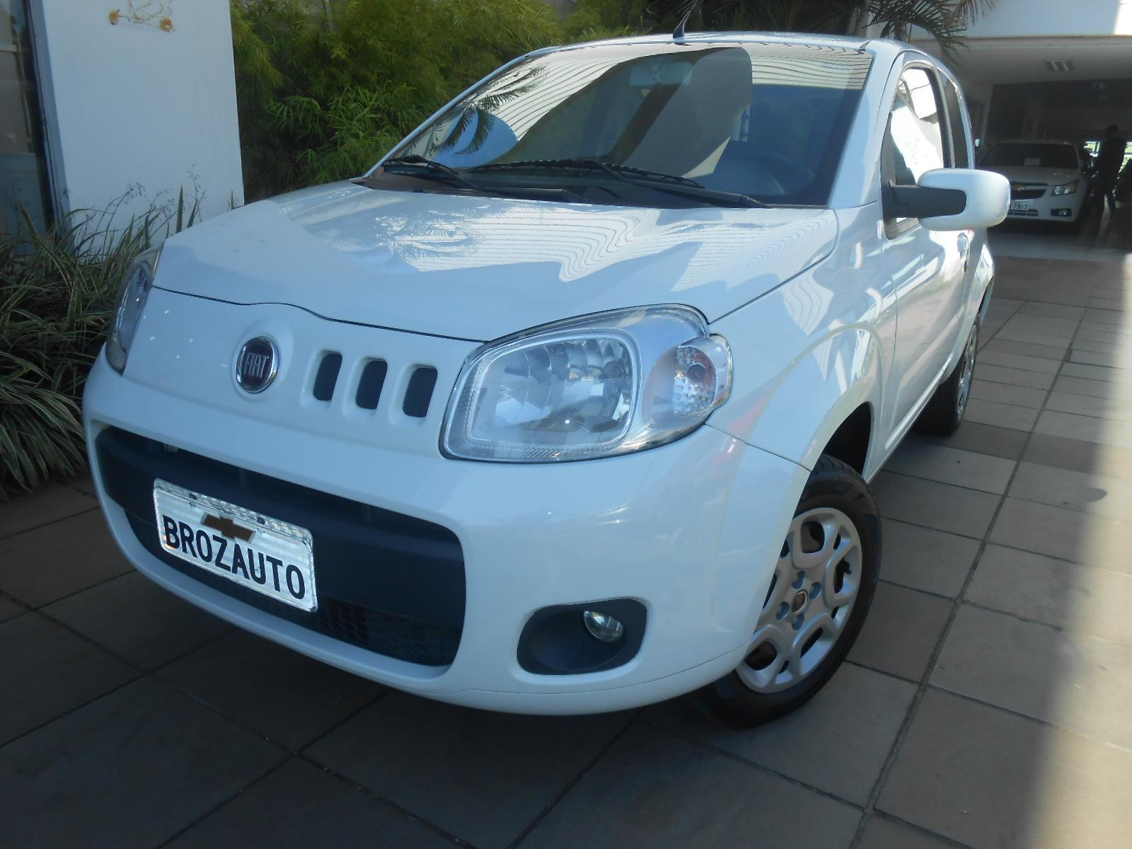 2012 FIAT UNO VIVACE 1.0L