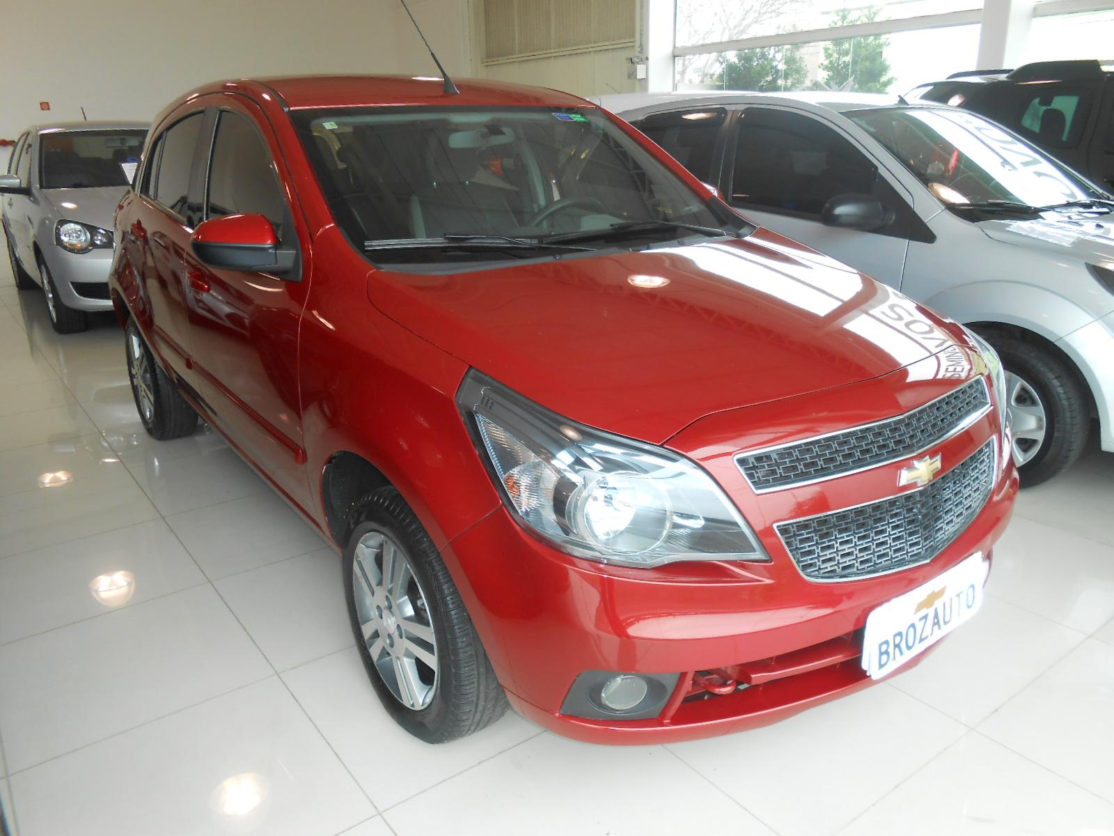 2013 GM AGILE LTZ 1.4L