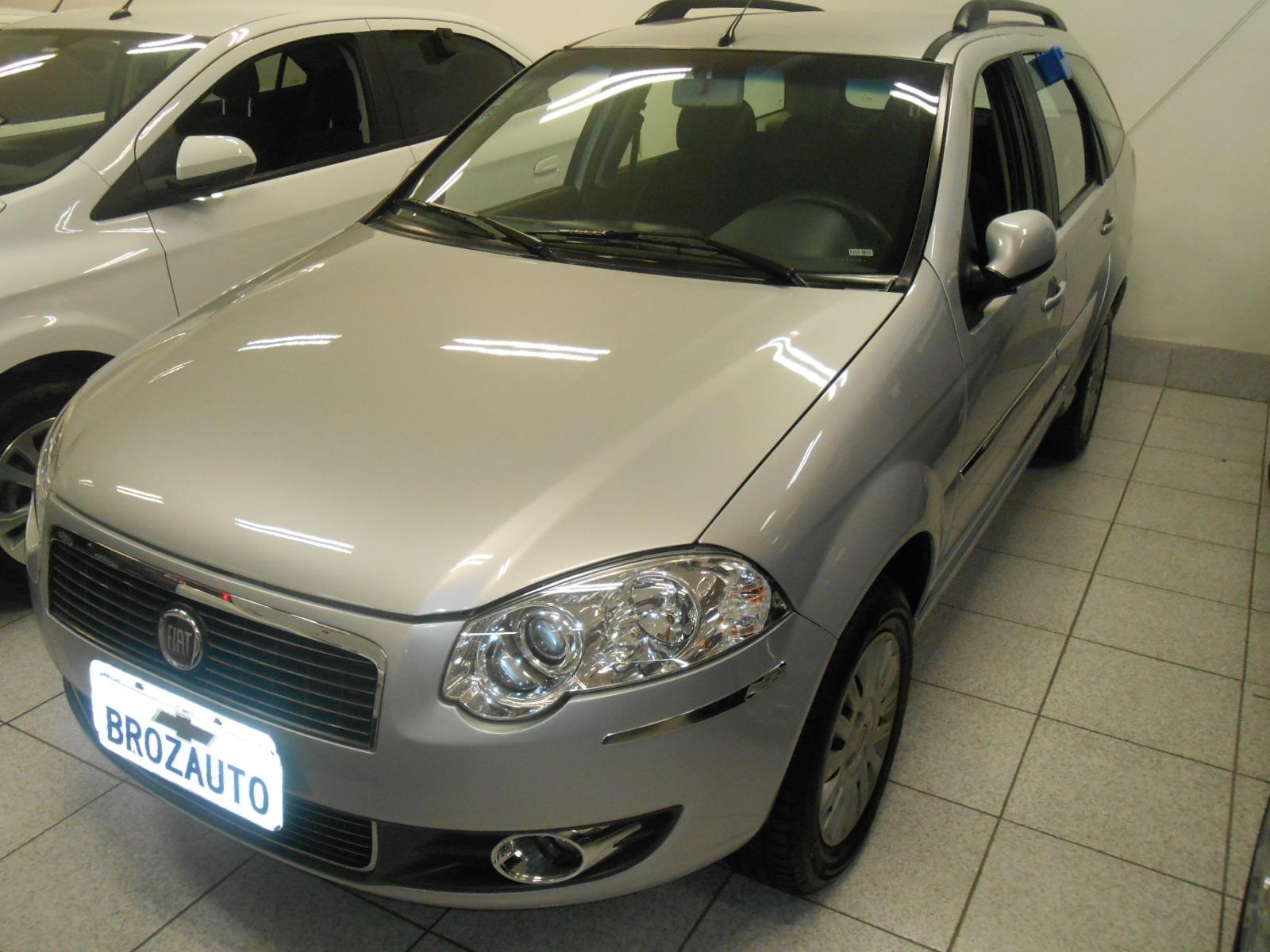 2012 FIAT PALIO WEEKEND ATRACTIVE 1.4L