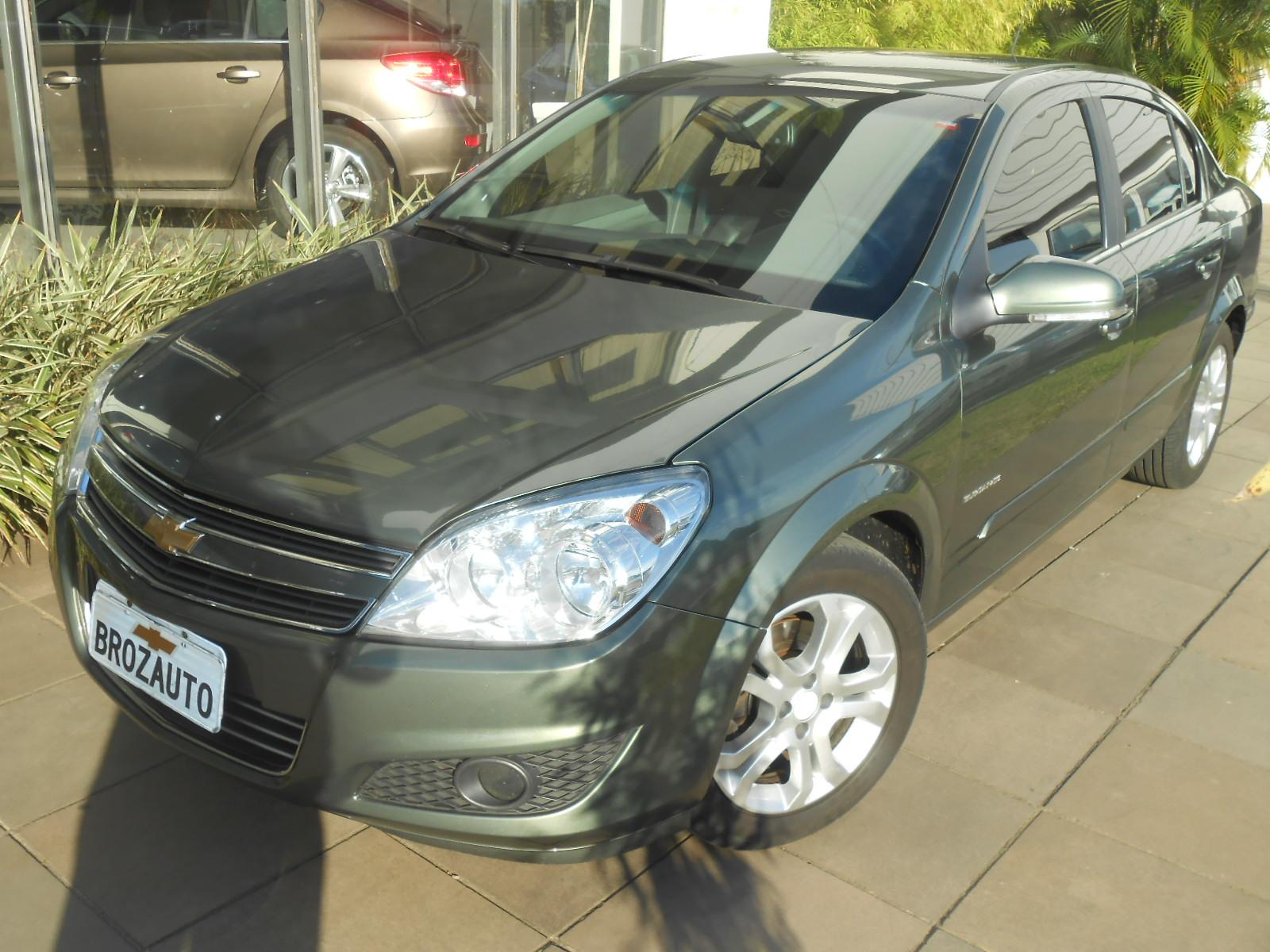 2011 GM VECTRA ELEGANCE 2.0L
