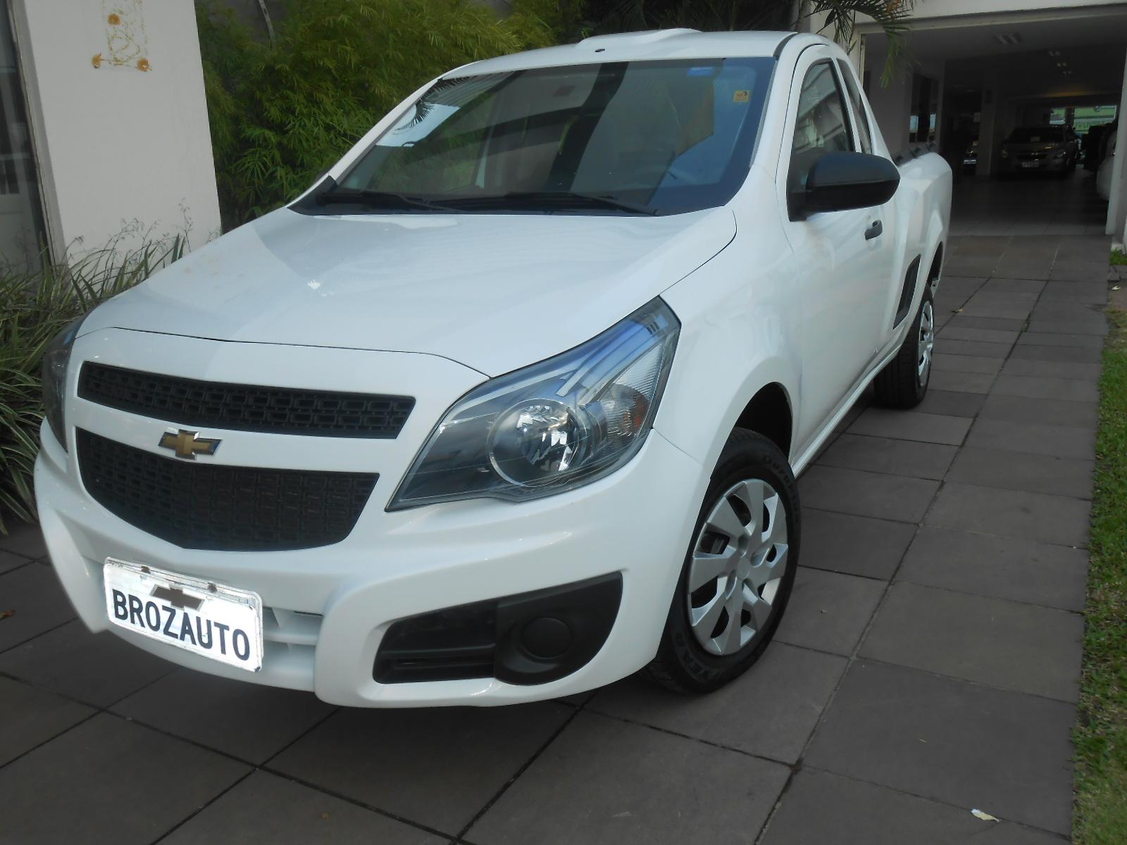 2014 GM MONTANA LS 1.4L