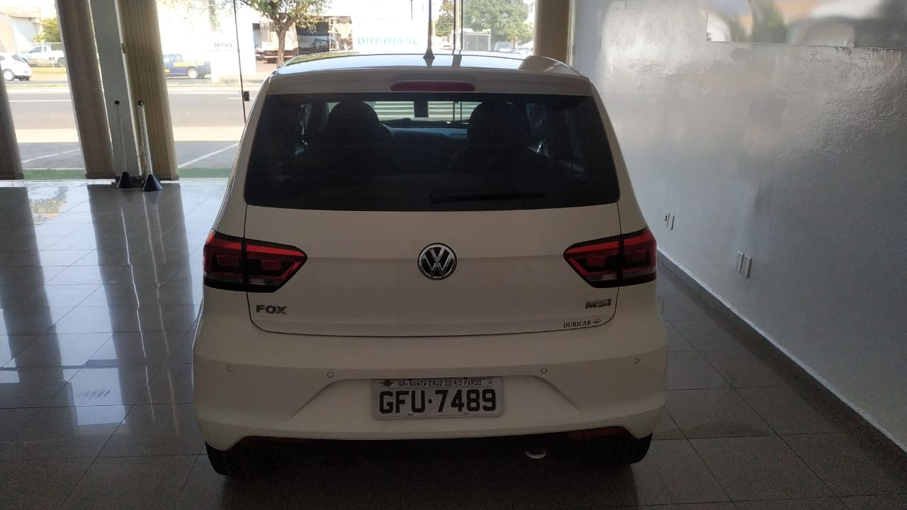 VOLKSWAGEN FOX HIGHLINE MFV 1.6 2017