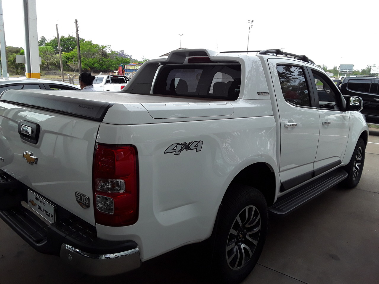 CHEVROLET S10 HIGH COUNTRY CD 2.8 2017
