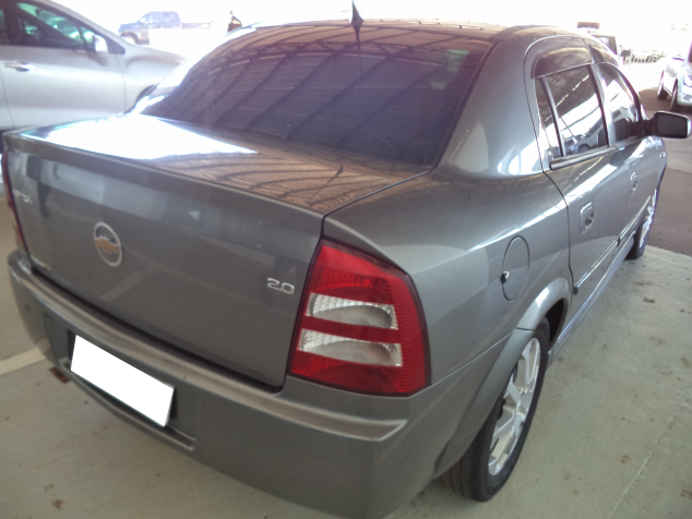 GENERAL MOTORS ASTRA SEDAN ADVANTAGE 2.0 2009