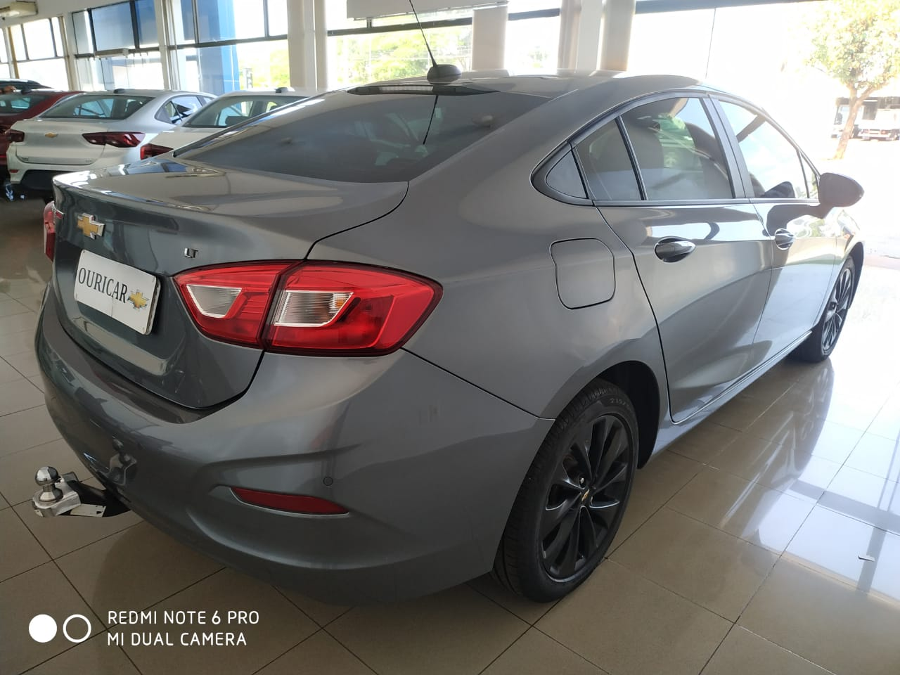 GENERAL MOTORS CRUZE LT NB 1.4 2018
